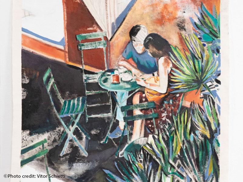 Clara Lotta Dittmet | Arte Laguna Prize