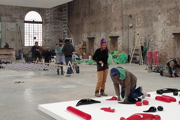 Set Up | Arte Laguna Prize