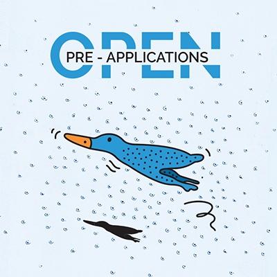Post Social Pre-applications ALP 16 | Arte Laguna Prize