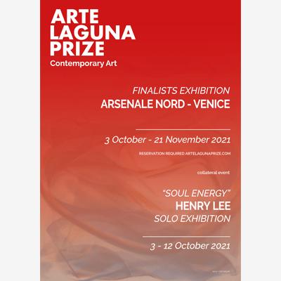 Manifesto mostra 20.21 | Arte Laguna Prize